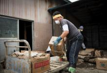 関東東北豪雨災害支援、常総市ボランティア派遣報告